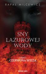 Okładka książki: Czerwona wieża