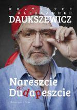 Okładka książki: Nareszcie w Dudapeszcie