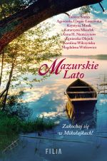 Okładka książki: Mazurskie lato