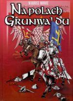 Okładka książki: Na polach Grunwaldu