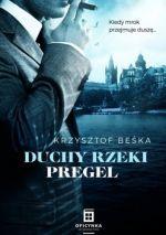 Okładka książki: Duchy rzeki Pregel