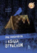 Okładka książki: Pan Samochodzik i Księga strachów