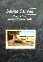 Okładka książki: Dawna Ostróda