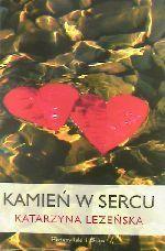Okładka książki: Kamień w sercu