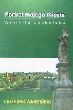 Okładka książki: Portret mojego miasta