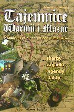 Okładka książki: Tajemnice Warmii i Mazur