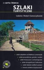 Okładka książki: Szlaki turystyczne
