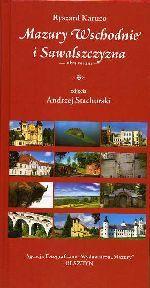 Okładka książki: Mazury Wschodnie i Suwalszczyzna