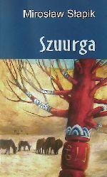 Okładka książki: Szuurga