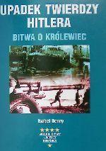 Okładka książki: Upadek twierdzy Hitlera