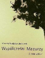 Okładka książki: Współcześni Mazurzy