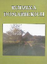 Okładka książki: Rodzina Domareckich