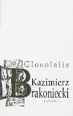 Okładka książki: Glosolalie