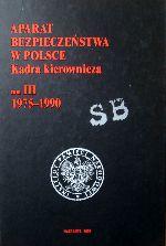 Okładka książki: Aparat bezpieczeństwa w Polsce