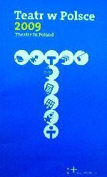 Okładka książki: Teatr w Polsce 2009