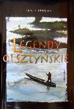 Okładka książki: Legendy olsztyńskie