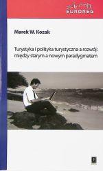 Okładka książki: Turystyka i polityka turystyczna a rozwój