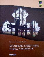 Okładka książki: Mazurskie cmentarze