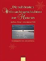 Okładka książki: Die schönsten Weihnachtsgeschichten aus Masuren