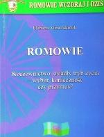 Okładka książki: Romowie