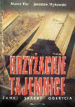Okładka książki: Krzyżackie tajemnice