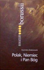 Okładka książki: Polak, Niemiec i Pan Bóg