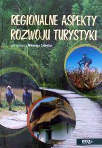 Okładka książki: Regionalne aspekty rozwoju turystyki