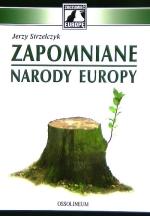 Okładka książki: Zapomniane narody Europy