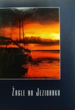Okładka książki: Żagle na Jezioraku
