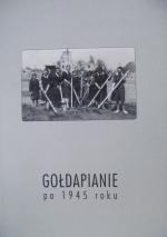 Okładka książki: Gołdapianie po 1945 roku