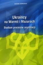 Okładka książki: Ukraińcy na Warmii i Mazurach