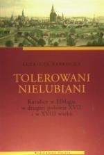 Okładka książki: Tolerowani, nielubiani
