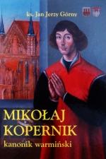 Okładka książki: Mikołaj Kopernik