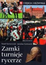 Okładka książki: Zamki, turnieje, rycerze