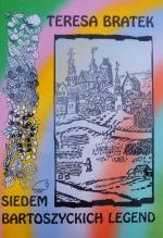 Okładka książki: Siedem bartoszyckich legend