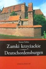 Okładka książki: Zamki krzyżackie