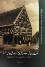 Okładka książki: W żuławskim domu