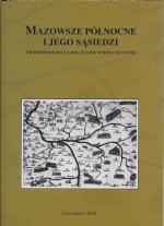 Okładka książki: Mazowsze północne i jego sąsiedzi