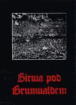 Okładka książki: Bitwa pod Grunwaldem