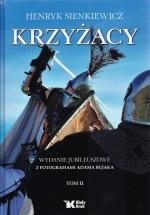 Okładka książki: Krzyżacy