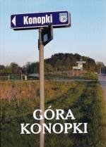 Okładka książki: Góra Konopki