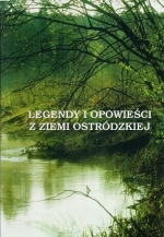 Okładka książki: Legendy i opowieści z ziemi ostródzkiej