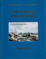 Okładka książki: 150 lat kanału Ostróda-Elbląg 1860-2010