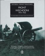 Okładka książki: Front Wschodni 1914-1920