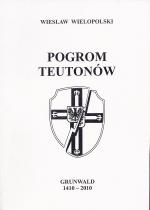 Okładka książki: Pogrom Teutonów