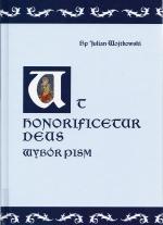 Okładka książki: Ut honorificetur Deus