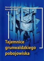 Okładka książki: Tajemnice grunwaldzkiego pobojowiska