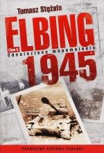 Okładka książki: Elbing 1945