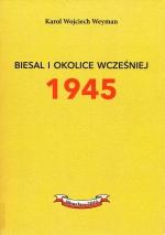 Okładka książki: Biesal i okolice wcześniej