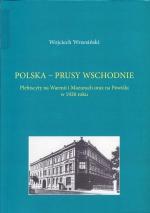 Okładka książki: Polska - Prusy Wschodnie